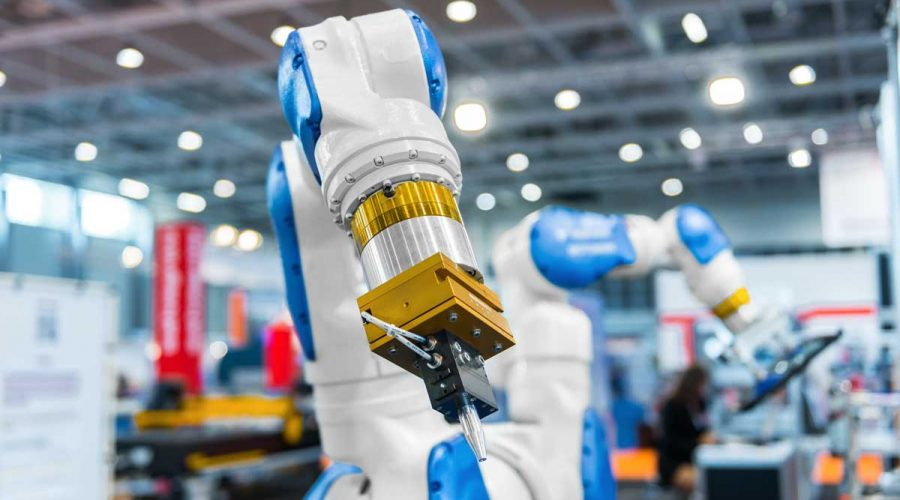 Scao Informatica Robotica Collaborativa