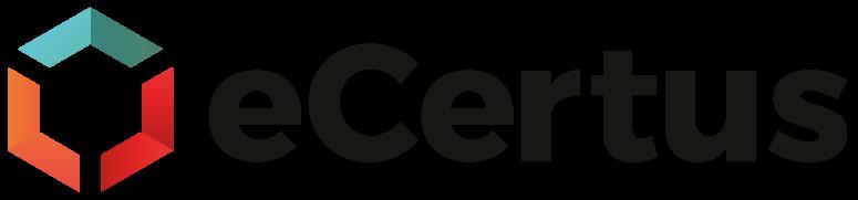 Immagine logo eCertus raccolta dati di produzione