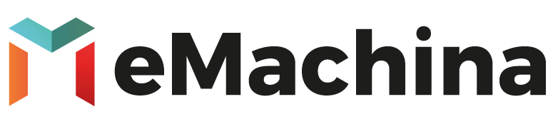Immagine logo eMachina monitoraggio macchine utensili