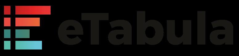 Immagine logo eTabula schedulatore di produzione