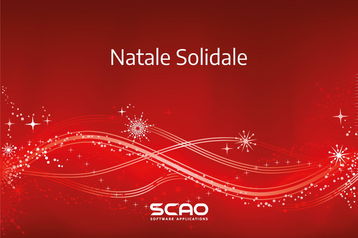 Scao, Natale solidale